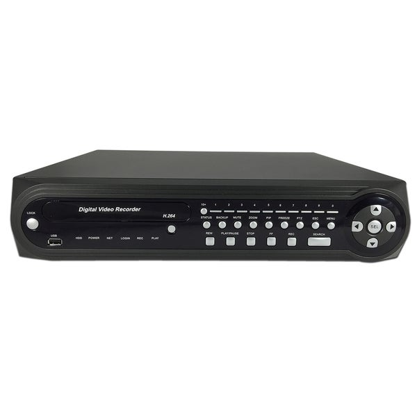 Aposonic A-S3216TI 32-channel 960H H.264 Real Time Surveillance DVR with 16-channel Audio