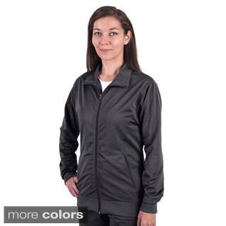 Womens Radiance Warm Up Jacket