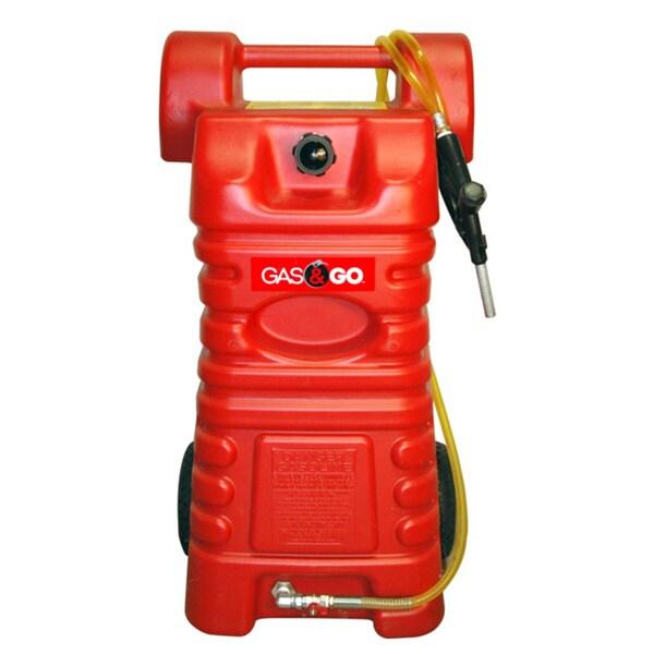25-gallon Poly Gas & Go Gas Caddy