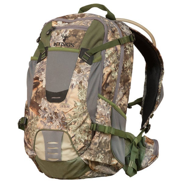 King's Camo Core Hunter Day Pack