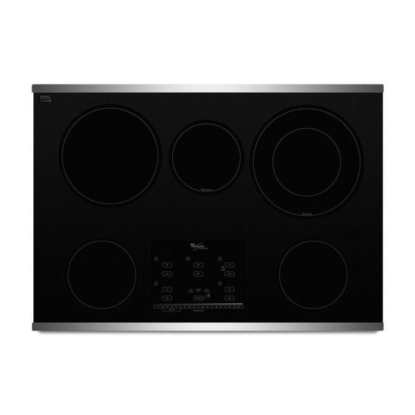 Whirlpool Gold 30 Inch Smoothtop Electric Cooktop