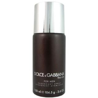 D&G The One for Men 3.6-ounce Deodorant Spray