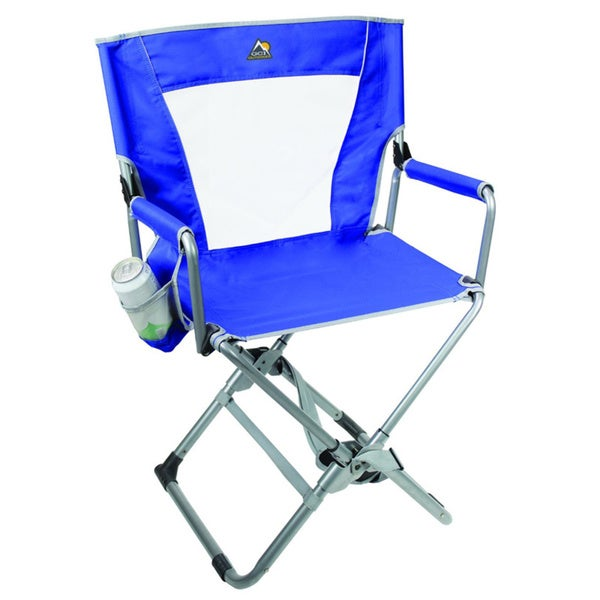 Xpress Directors Chair Blue
