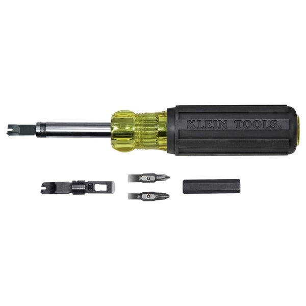 Klein Tools Punchdown Screwdriver Multi-Tool