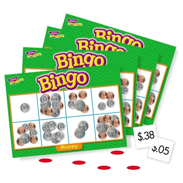 TREND Young Learner Bingo Game (Pack of 2)