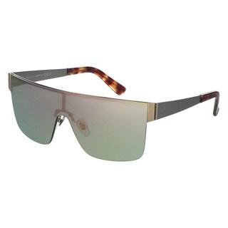 Gucci Women's 4265/S Metal Rectangular Sunglasses