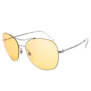 Gucci Women's 4253/S Metal Oval Modified Sunglasses