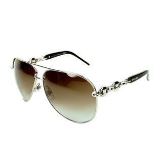 Gucci Women's 4225/S Metal Aviator Sunglasses