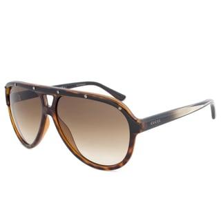 Gucci Women's 3720/S Aviator Sunglasses