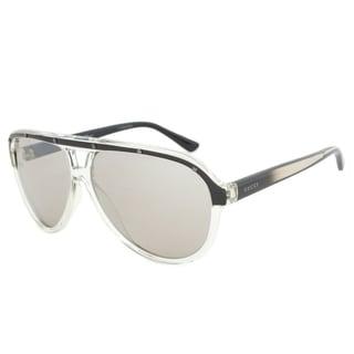 Gucci Women's 3720/S Plastic Aviator Sunglasses