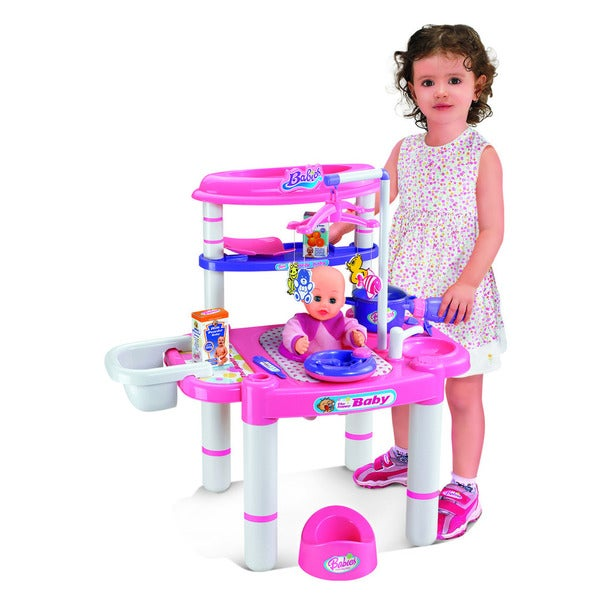 Babies Doll Feeding Playset