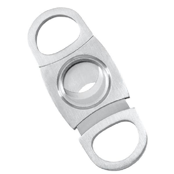 Visol Matala Double Blade Metal Cigar Cutter