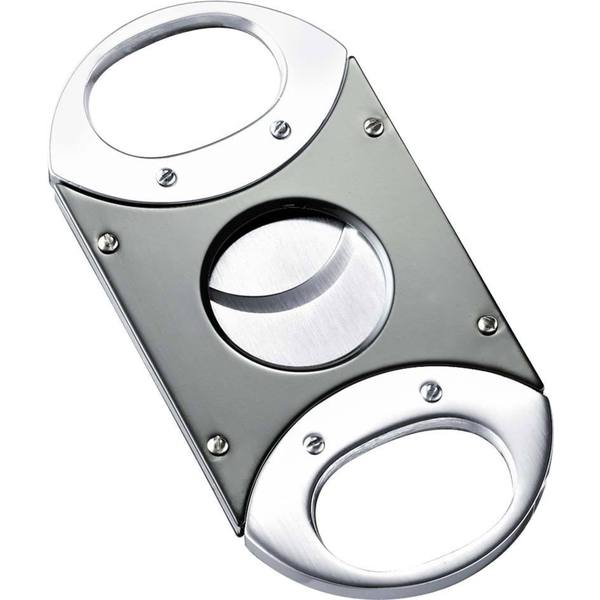 Visol Balboa Two-Tone Guillotine Cigar Cutter