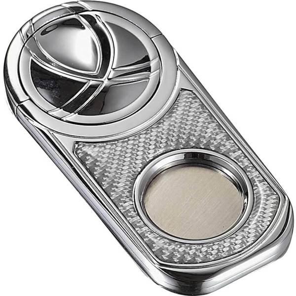 Visol MiniBrev White Carbon Fiber Cigar Cutter