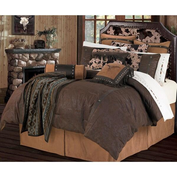 HiEnd Accents Caldwell 5-Piece Comforter Set