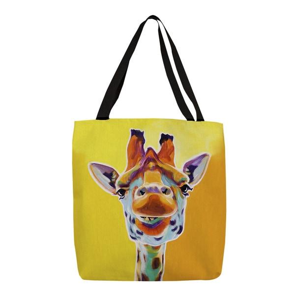 Thumbprintz Giraffe No 3 Tote