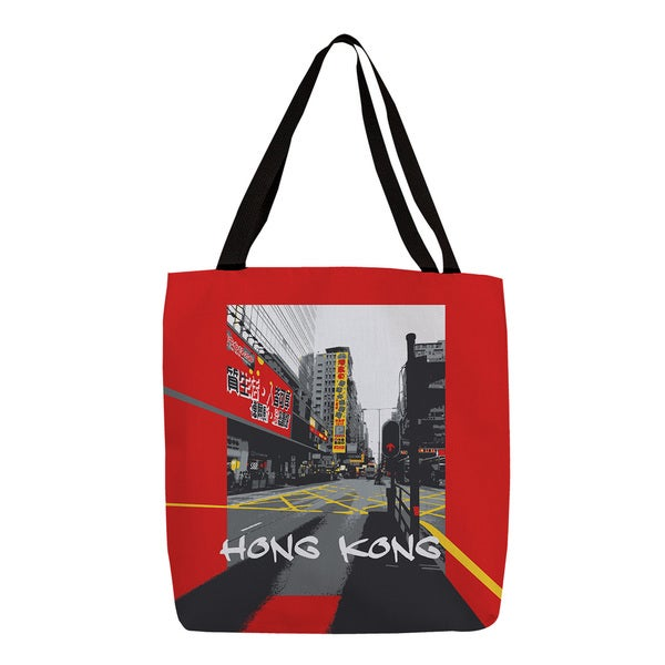 Thumbprintz Hong Kong Tote