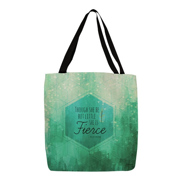 Thumbprintz Little But Fierce Tote