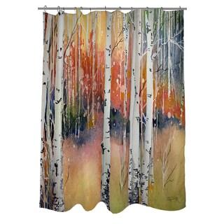 Thumbprintz Colorado Shower Curtain