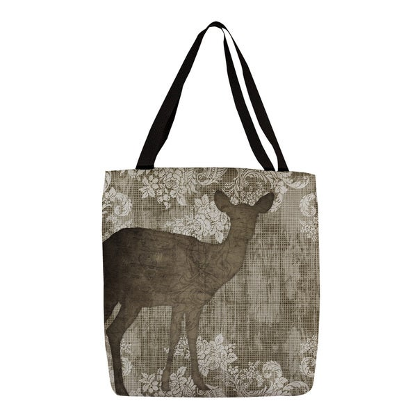 Thumbprintz Alpine Visitor Tote