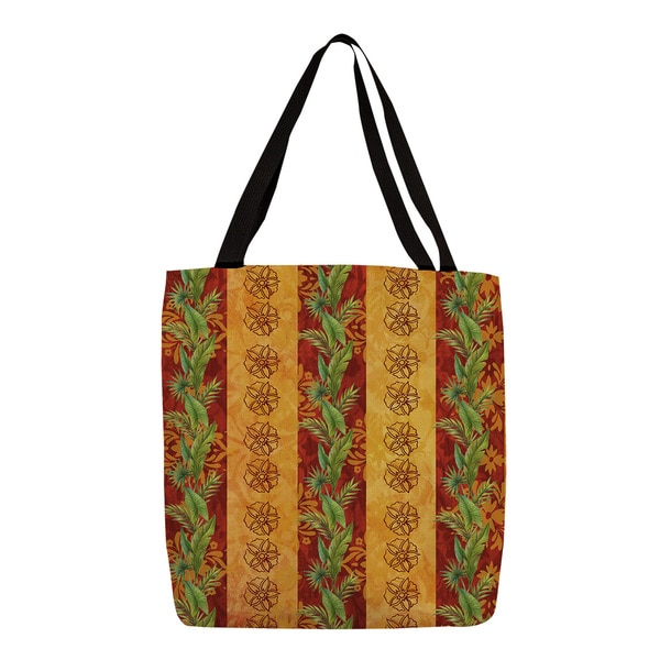 Thumbprintz Palms Pattern VII Tote