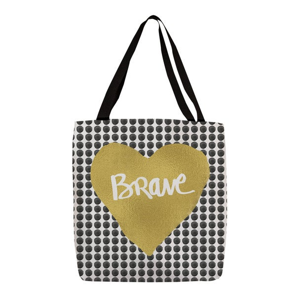 Thumbprintz Brave Heart Tote