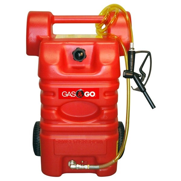 15-Gallon Poly Gas and Go Gas Caddy