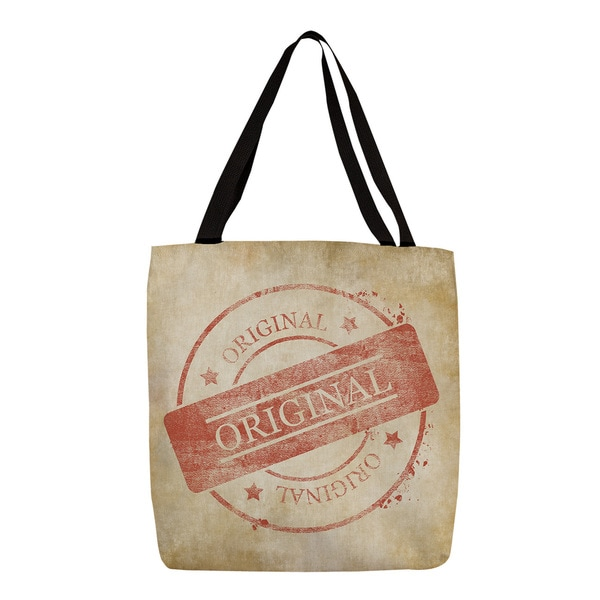 Thumbprintz Stamp Approved Tote