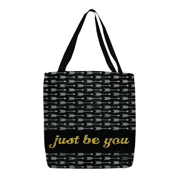 Thumbprintz Be You Tote