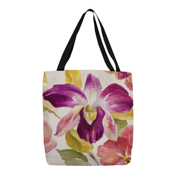 Thumbprintz Radiant Orchid Tote