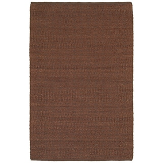 Elite Natural Fiber LR03604 Copper (8x10)
