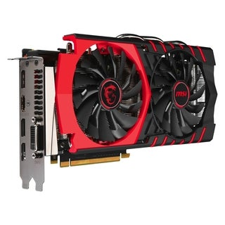 MSI GTX 960 GAMING 4G GeForce GTX 960 Graphic Card - 1.24 GHz Core -