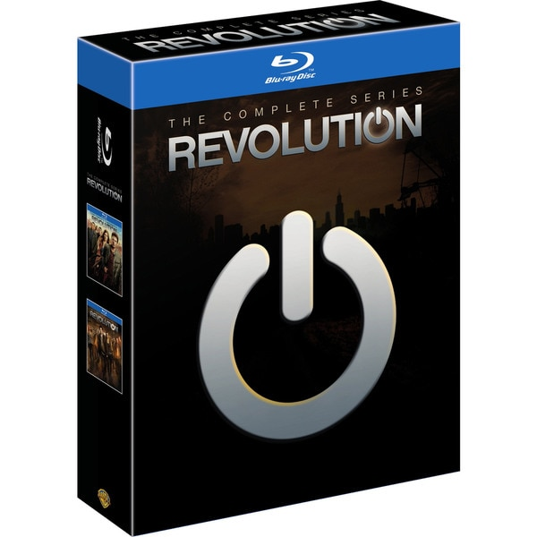 Revolution: Complete Series (Blu-ray Disc) 15331115