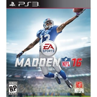 PS3 - Madden NFL 16