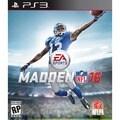 PS3 - Madden NFL 16