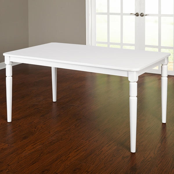 simple living albury dining table 17250266 shopping