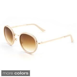 EPIC Eyewear Women's 'Tari' Round Sunglasses