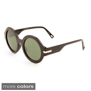 EPIC Eyewear Women's 'Gina' Round Sunglasses
