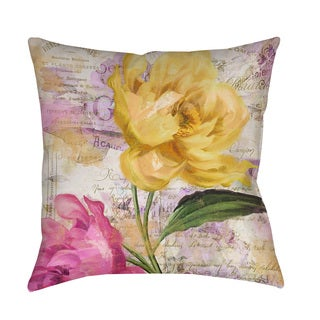 Thumbprintz Sitting Pretty II Decorative Throw Pillow