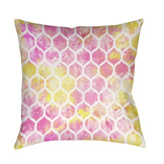Thumbprintz Summer Florals Pattern I Indoor/ Outdoor Pillow