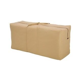 Classic Accessories 58982-EC Terrazzo Patio Seat Cushion/ Storage Bag Cover
