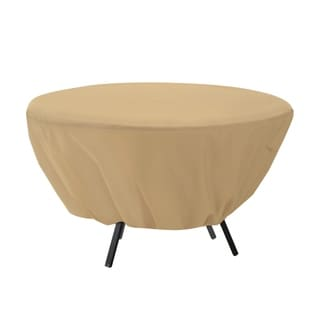 Classic Accessories 58202-EC Terrazzo Round Patio Table Cover