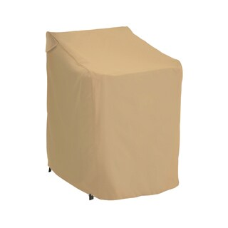Classic Accessories 58972-EC Terrazzo Stackable Patio Chair Cover