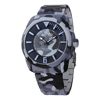 SO&CO New York Men's SoHo Analog Display Quartz Watch