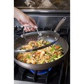 Anolon Advanced Bronze Hard-Anodized Nonstick 12-Inch Covered Ultimate Pan