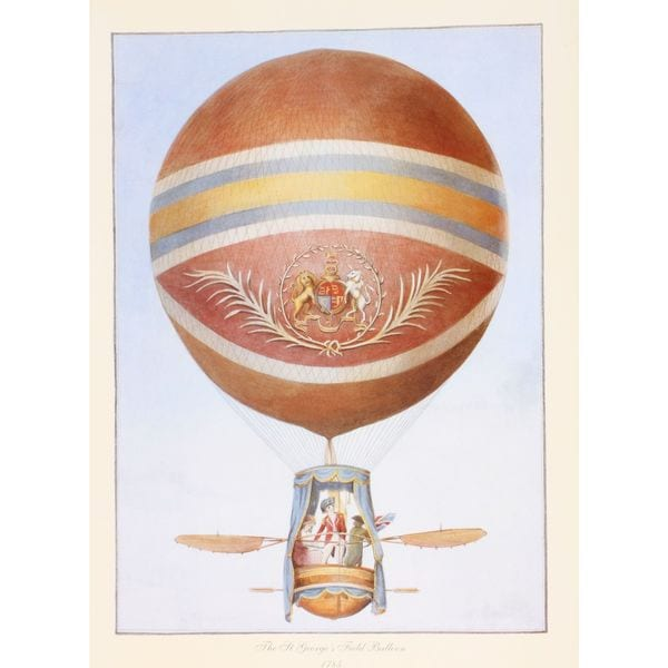 St. George's Field Balloon