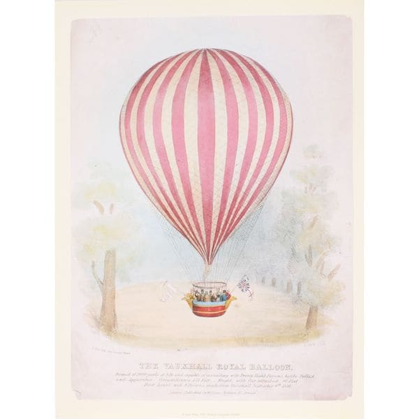 The Vauhall Royal Balloon