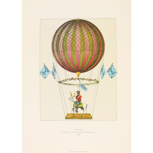 Ascension de Margat Balloon