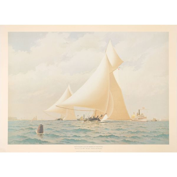 America's Cup 1881, Frederick Cozzens