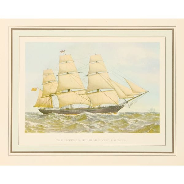 The Clipper Ship Highflyer